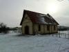 Kaplica zimą